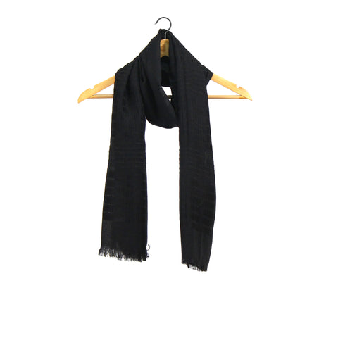 1 Piece Self Line Scarf