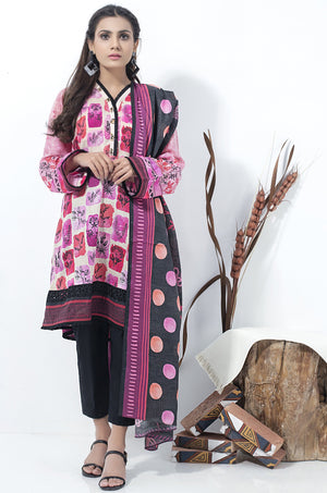 Lakhani SD-2143 Summer Prints