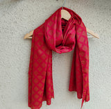 LSM-1066-SCARF (Red)