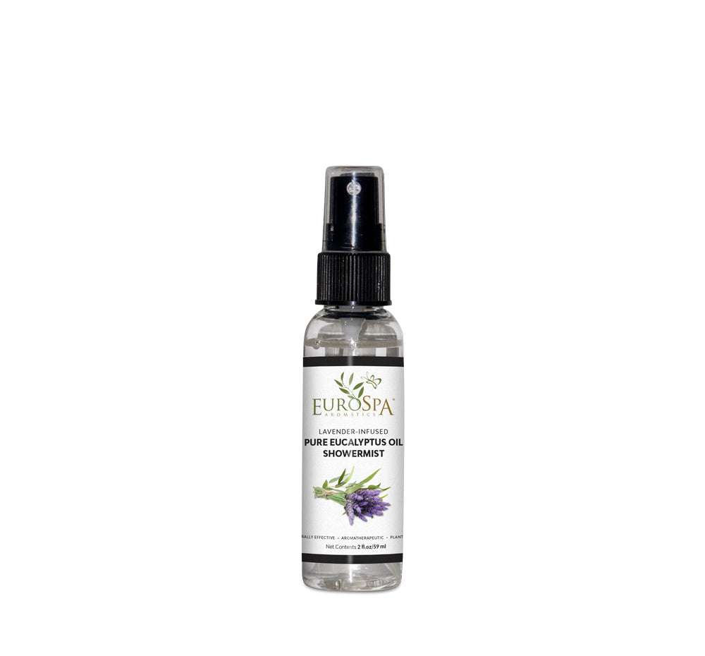 Lavender-Infused Eucalyptus ShowerMist