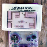 Lavender Town Bars