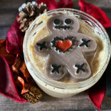 Voodoo Gingerbread Whipped Soap Scrub