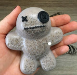 Voodoo Doll Soap