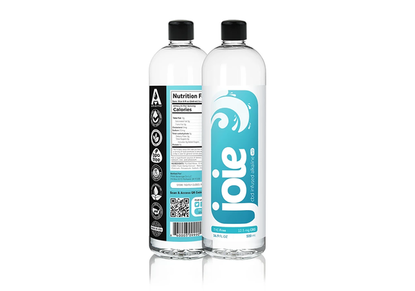 A premium alkaline, antioxidant, oxygenated, and micro clustered water with 12.5mg CBD infused in using innovative process and patented technology. THC Free.   Ingredients: Purified Water, 12.5mg Cannabidiol (CBD) from Hemp Extract. Natural Electrolytes (Calcium, Potassium, Sodium, Zinc, Magnesium)