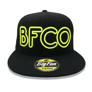 NEON YELLOW TRUCKER HAT