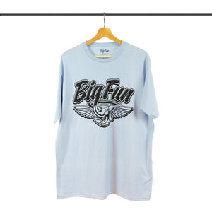 BLUE BENTLEY TEE
