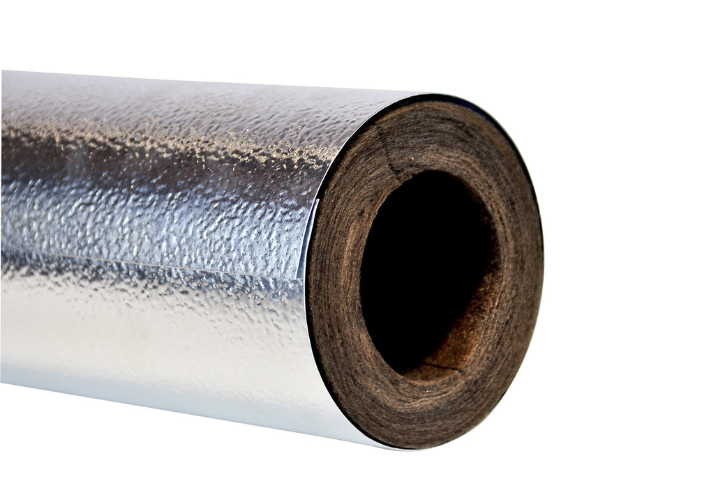 "Aluminum Precut Jacketing (.016"") - Express Insulation"