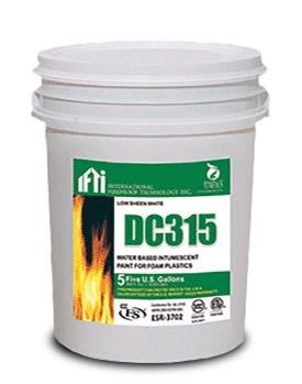 DC315 - Intumescent Coating Thermal & Ignition Barrier - Express Insulation
