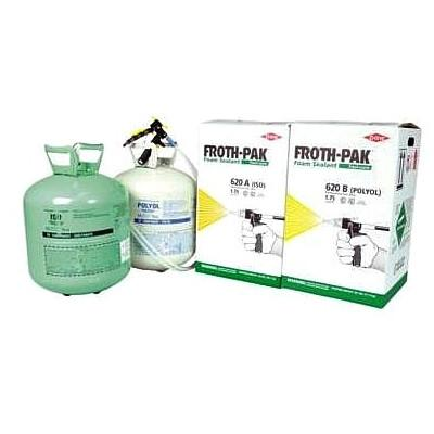 Dow FROTH-PAK 620 (Tanks Only) - Express Insulation