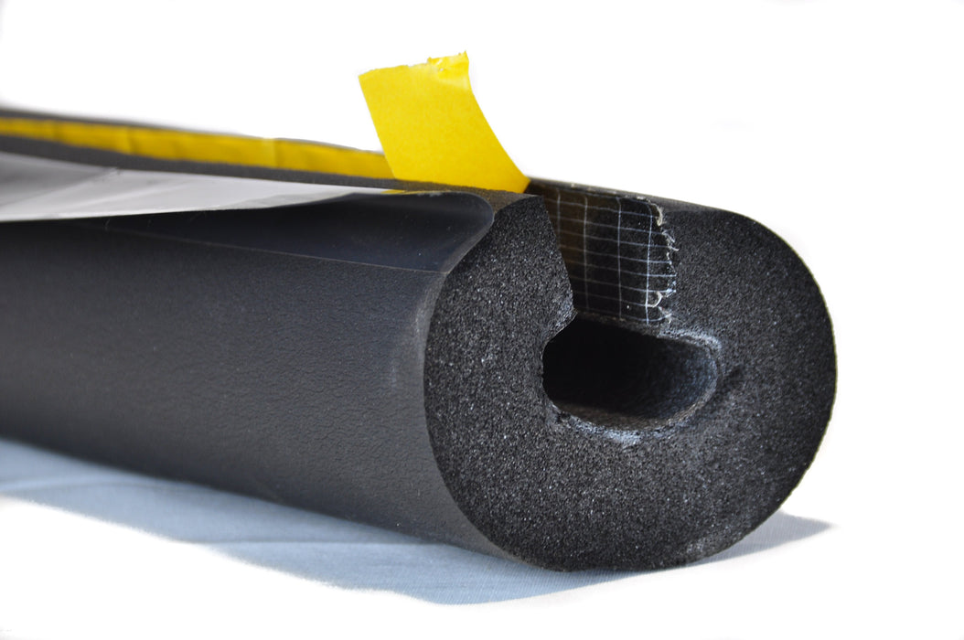 K-Flex Insul-Lock (Pre-Split Rubber Pipe Insulation w/ Self Sealing Lap) - Express Insulation