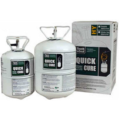 One Component 10 LB High Yield Quick Cure Cylinders