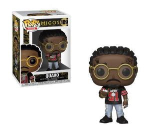 Funko POP Rocks Quavo #109 - Migos