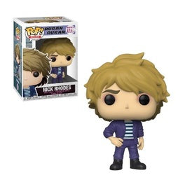 Funko POP Rocks Nick Rhodes #129 - Duran Duran