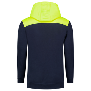 SWEATER HIGH VIS CAPUCHON