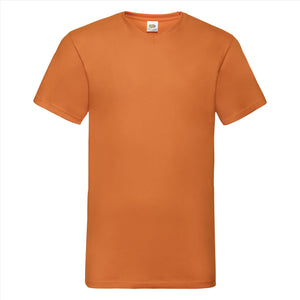 MEN Valueweight V-Neck T Fruit of the Loom