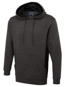 UC517 Two Tone Hooded Sweatshirt
