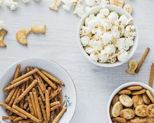 20 Go-To Snacks Nutritionists Always Have on Hand
