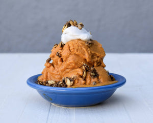 Pumpkin, Spice, & Everything Nice Cream