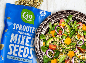 Go Raw Sprouted Mixed Seeds