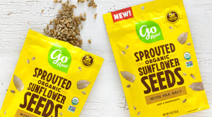 Go Raw Sprouted Sunflower Snacking Seeds