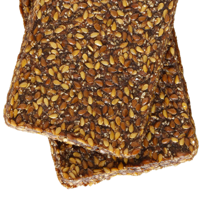 Banana Flaxseed Sprouted Bars