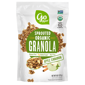 Go Raw Sprouted Granola Apple Cinnamon