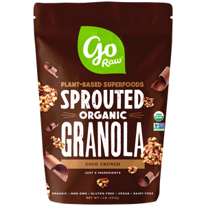 Go Raw Coco Crunch Sprouted Granola