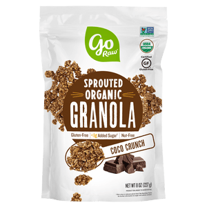 Coco Crunch Sprouted Granola - 6 Bags, 8oz Each