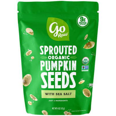 Pumpkin Snacking Seeds - 4 Ounce Bags