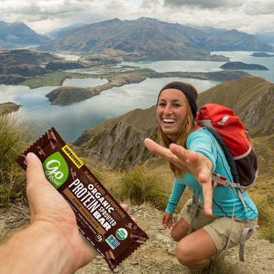Dark Chocolate Protein Bars - 12 Bars, 1.9oz Each