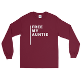 Free My Auntie Long Sleeve T-Shirt