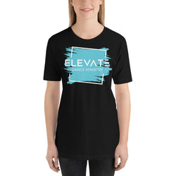 Elevate Worship Dance Short-Sleeve Unisex T-Shirt