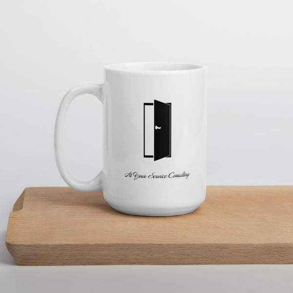 At Your Service Coffee Mug