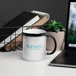 Elevate Dance Ministry Glossy Magic Coffee Mug
