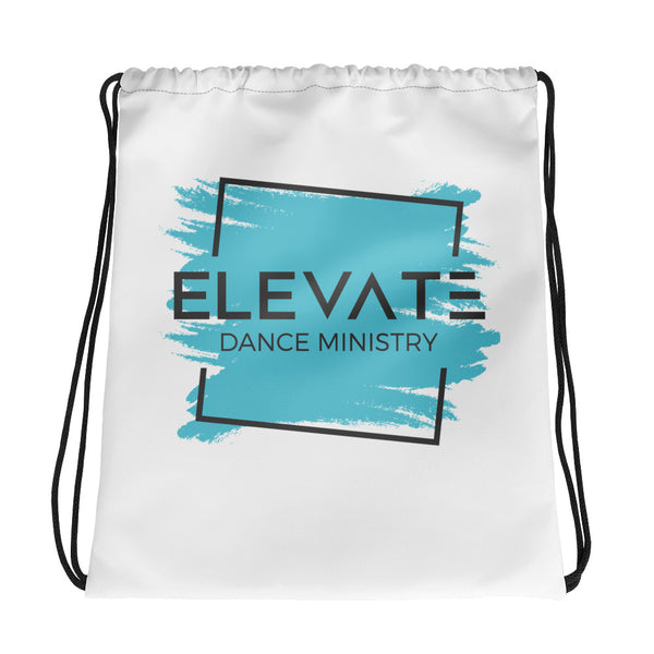 Elevate Dance Ministry Drawstring bag