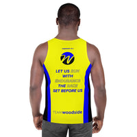 Team Woodside 2020 Men's Official Runners Tank