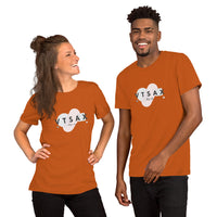 VTSAX 01 Short-Sleeve Unisex T-Shirt
