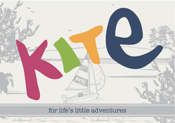Kite clothing organic baby childrens clothing logo