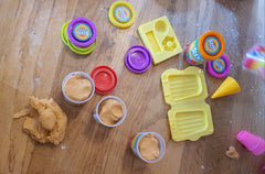Play dough recipe Eco