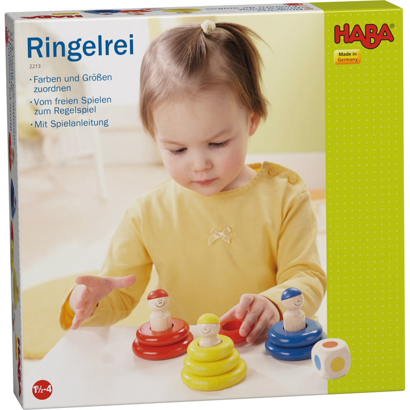 Haba Ring a Thing Game