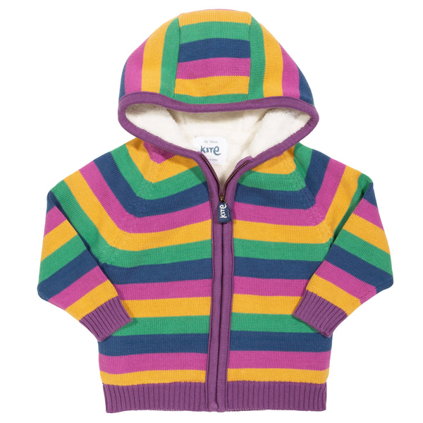 Kite Jurassic jacket rainbow