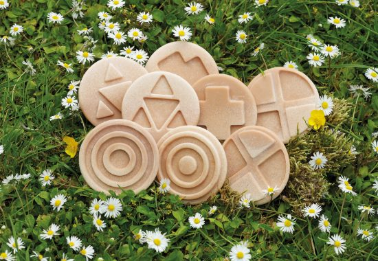 Interlocking Sensory Stones - Small Eco Steps