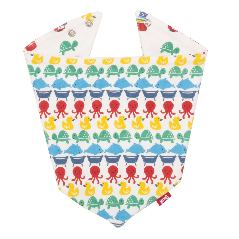 Kite Splish Splash bib