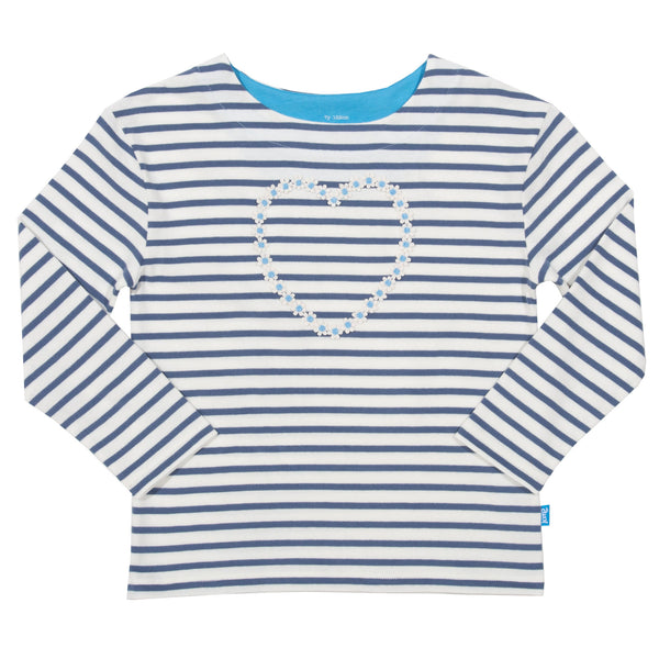 Kite Breton Heart Top