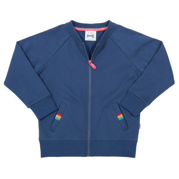 Kite Rainbow Stripe Zippy
