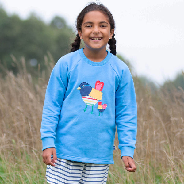 Kite Birdy sweatshirt