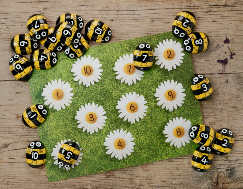 Honey Bee Counting Kit - Small Eco Steps
