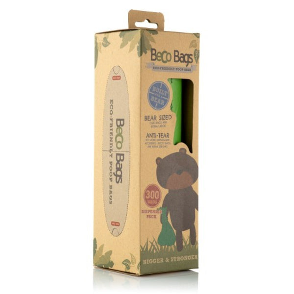Beco Unscented Degradable Poop Bag Dispenser Pack