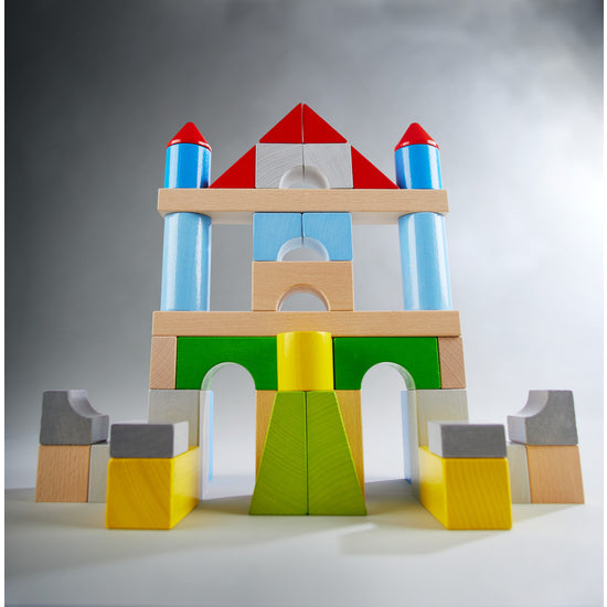 Haba Large Multicolured Building Block Pack