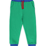 Toby Tiger Green Joggers